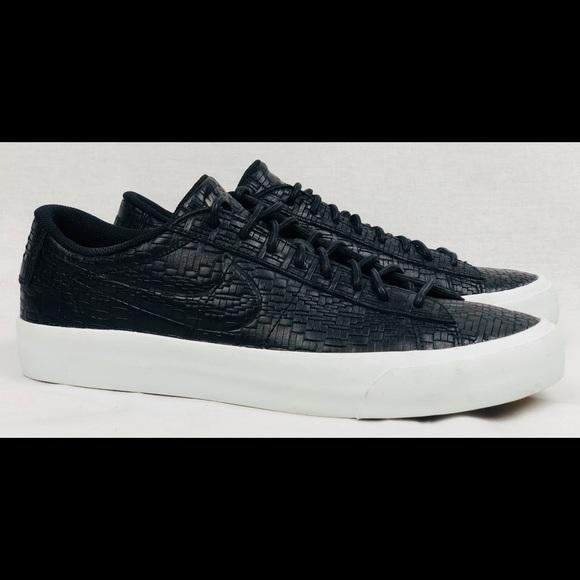0cbbdfbe3940c9 Nike Blazer Studio Low Mens Croc Size 10.5. M 5a8f20876bf5a6d51100e9e0